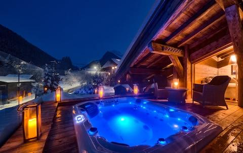 Lodge Des Nants, Morzine - Credit: GioFleming