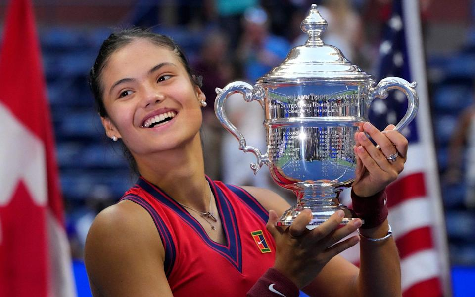 Emma Raducanu to play at Indian Wells in first tournament after US Open victory - AFP