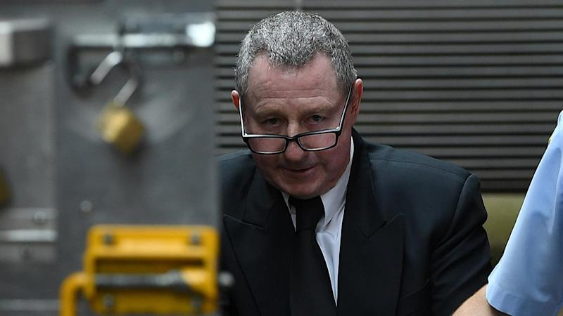 Terry Hickson has been found guilty of murdering a Sydney bookmaker 30 years ago