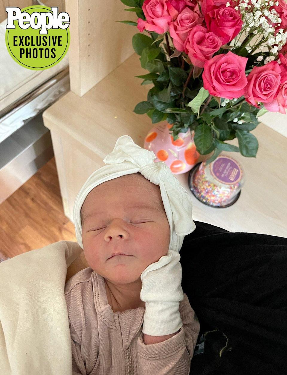 Influencer Brittany Xavier welcomes baby