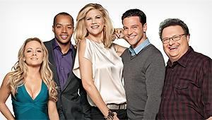 """A host of familiar faces return to the small screen on """"The Exes"""" (TV Land)"""