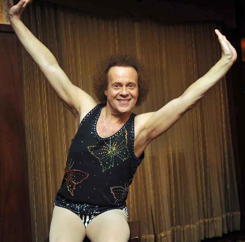 Missing Richard Simmons Illustrated How Hard It Is to Let Someone Go