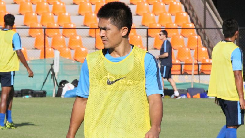 India 1-0 Kyrgyz Republic - Sunil Chhetri: This is by far one of the best games I've played in my career