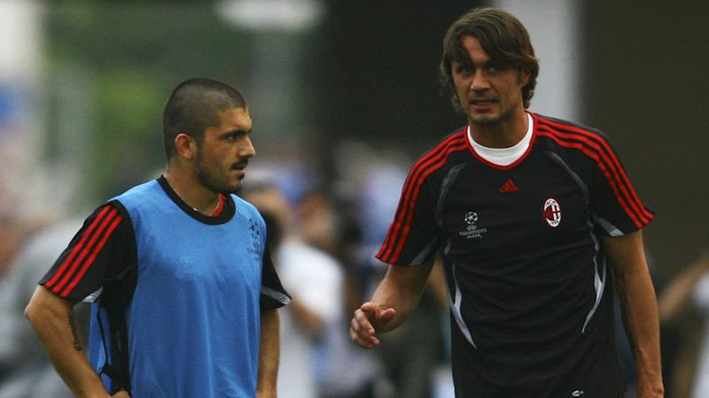 'Calm' Gattuso has Milan's confidence, says Maldini