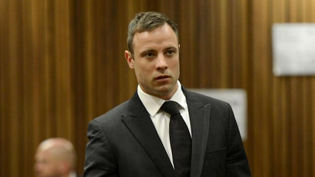 Oscar Pistorius was imprisoned first for culpable homicide and then murder after killing his girlfriend Reeva Steenkamp in 2013.