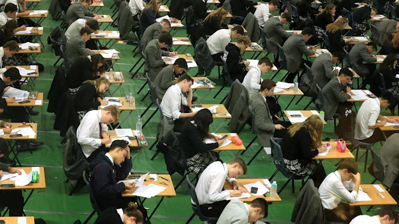 Just over half marks needed for A in A-level maths, leaked documents show