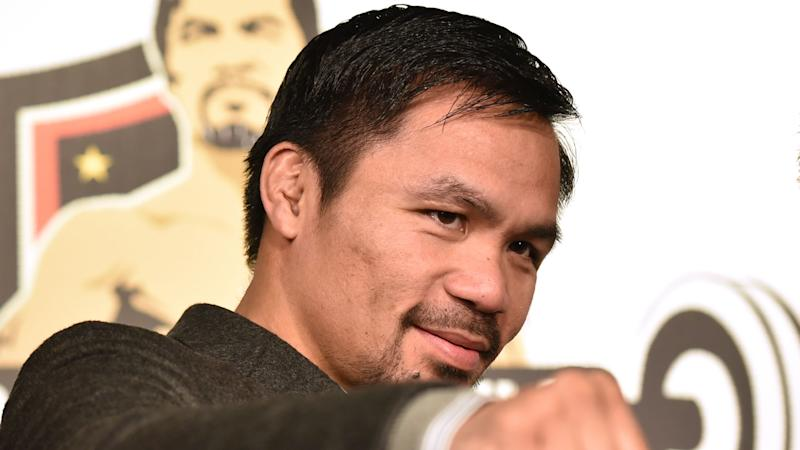 Manny Pacquiao slated to fight Australian Jeff Horn in July
