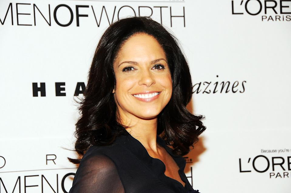 NEW YORK, NY - DECEMBER 06: CNN anchor Soledad O'Brien attends the 7th annual Women of Worth Awards at Hearst Tower on December 6, 2012 in New York City.  (Photo by Desiree Navarro/WireImage)