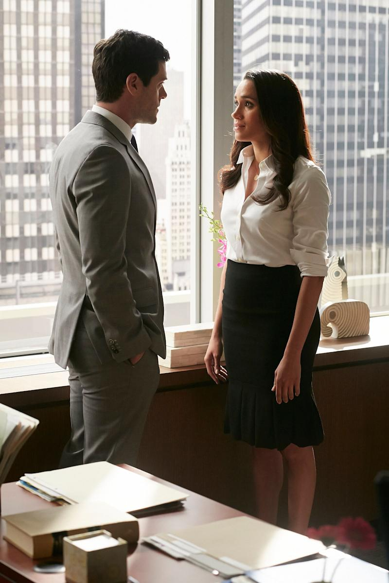 """Meghan lived in Toronto for the duration of her time filming the television series """"Suits."""""""