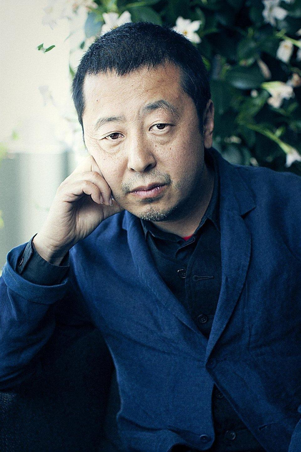 Director Jia Zhangke thinks a required licence would smother the creative process for films. Photo: Getty Images