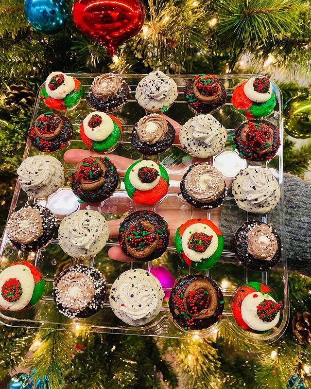 "<p>Baked By Melissa is offering 100-cupcake <a href=""https://www.bakedbymelissa.com/holiday-party-100-pack.html"" target=""_blank"">holiday party packs</a> for $100 on National Cupcake Day which is $20 less than usual. For those who are able to visit a Baked By Melissa location in NYC, the bakery is giving one free cupcake to each customer.</p><p><a href=""https://www.instagram.com/p/B5_U6RTpcDo/"">See the original post on Instagram</a></p>"