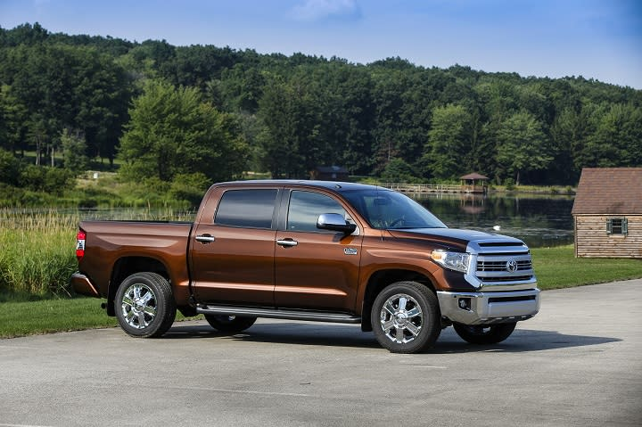2016 Toyota Tundra 1794 Edition photo