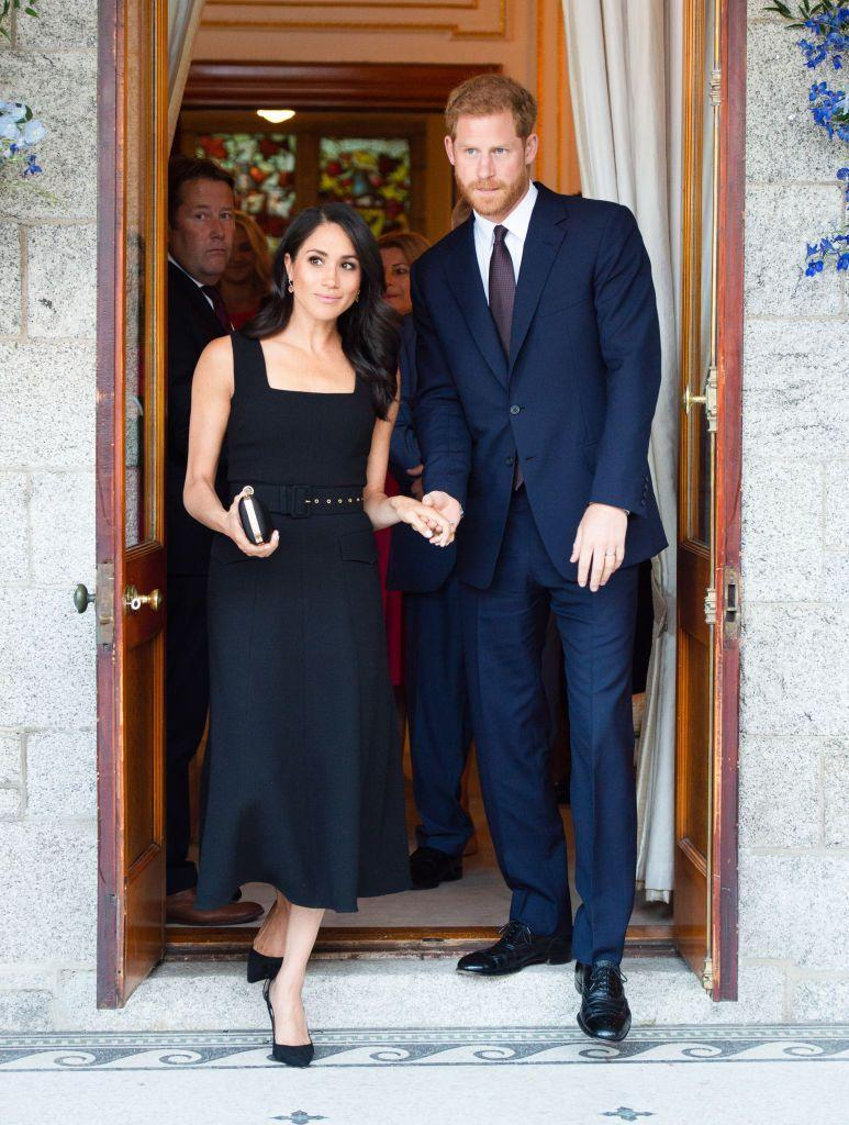 <p>Meghan's revealed that she has no time for this old rule either and clearly takes after her mother-in-law when it comes to her chic LBDs.</p>