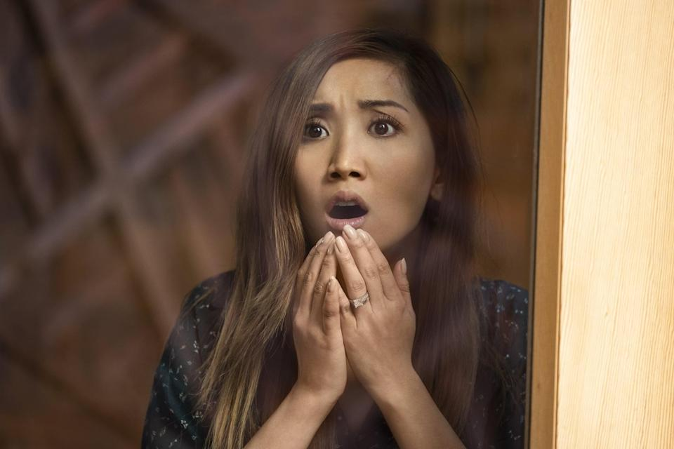 """<p>Former Disney Channel darling Brenda Song stars in this psychological thriller as Jennifer, a young woman who suffers from amnesia following a violent attack, and as her memories start to come back, she finds that she no longer knows who to trust.</p> <p><a href=""""http://www.netflix.com/title/80998968"""" class=""""link rapid-noclick-resp"""" rel=""""nofollow noopener"""" target=""""_blank"""" data-ylk=""""slk:Watch Secret Obsession on Netflix now"""">Watch <strong>Secret Obsession</strong> on Netflix now</a>.</p>"""