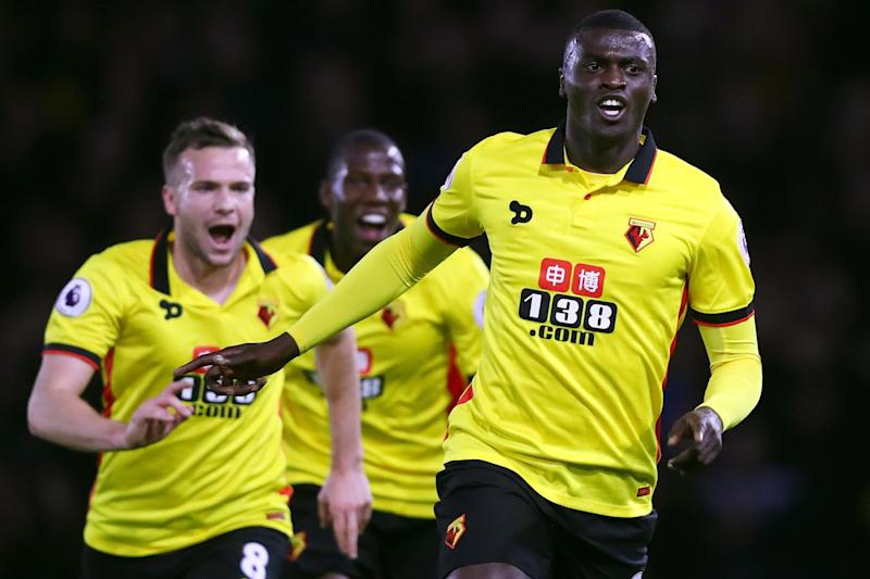 Permanent deal? M'Baye Niang: Getty Images
