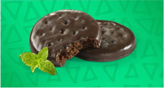 <p>Stick them in the freezer, bite two ends off and sip milk through them, or straight-up wolf them down—however you decide to indulge in these minty chocolate cookies, they're undeniably the best of the bunch. </p>
