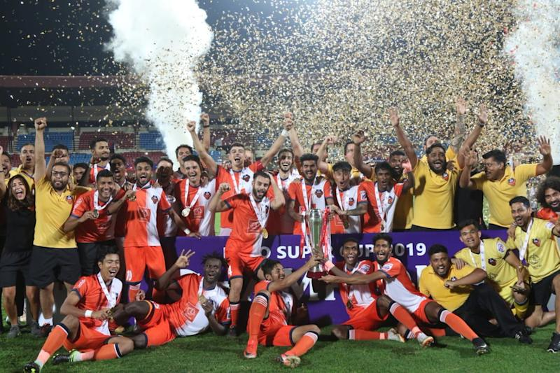 AIFF to scrap Super Cup for the current season