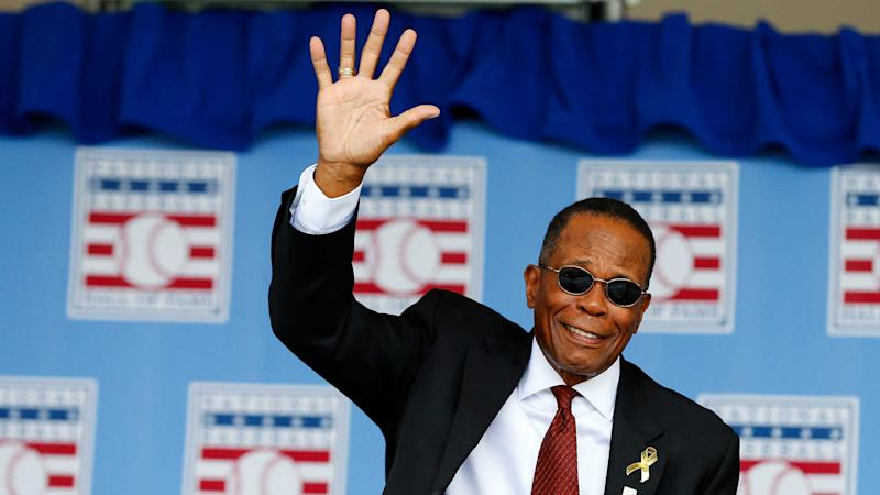 Transplant gave Rod Carew the heart of an athlete — again