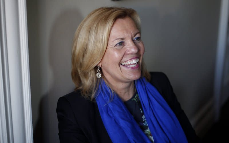 "<p>Christine Elliott is a former Ontario MPP who finished second to Patrick Brown in the most recent PC leadership race in 2015. Elliott is the wife of the late Jim Flaherty, a former federal finance minister for the Conservatives. As of Feb. 7, Elliott has received endorsements from nine MPPs, while Caroline Mulroney has five and Doug Ford has one, <a rel=""nofollow"" href=""https://www.thestar.com/news/queenspark/2018/02/07/its-still-early-but-christine-elliott-has-most-caucus-support-in-pc-leadership-race.html"">the Toronto Star reports</a>. Elliott served as an MPP for Whitby-Oshawa from 2006 to 2015, making her the candidate with the most experience in provincial politics. ""I do have the experience and within a few months of an election that's really important,"" <a rel=""nofollow"" href=""https://www.thestar.com/news/queenspark/2018/02/05/christine-elliott-urges-tories-to-opt-for-experience.html"">she tells the Toronto Star</a>. Elliott is quite familiar to Premier Kathleen Wynne's Liberals. The government appointed Elliott as Ontario's first <a rel=""nofollow"" href=""https://patientombudsman.ca/About-Us"">patient ombudsman</a> in 2015, allowing her to oversee the province's health sector organizations and make recommendations to improve care. She has since resigned to run for the Ontario PC leadership. Elliott has won a seat in Ontario on four different occassions. Photo from Getty Images. </p>"
