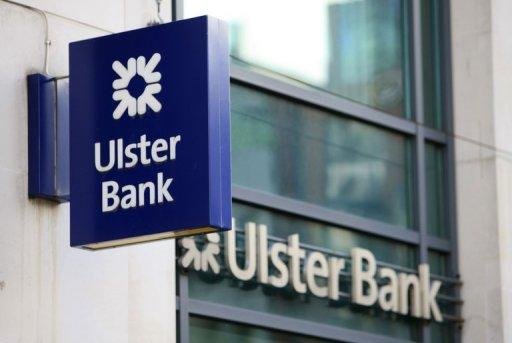 The Ulster Bank headquarters in Belfast, Northern Ireland, 2009. State-rescued Royal Bank of Scotland battled to repair an already battered reputation as it struggled to fix a week-old computer glitch that has affected millions of customers
