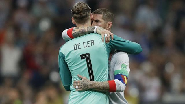 The Manchester United boss said his star goalkeeper would be well aware of the enormity of his mistake in Spain's draw against Portugal