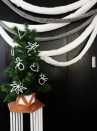 """<p>Make your home look ultra cozy—like a cabin in the woods—with layered strands of DIY faux fur garland. </p><p><a href=""""https://www.ohohdeco.com/diy-faux-fur-garland/"""" rel=""""nofollow noopener"""" target=""""_blank"""" data-ylk=""""slk:Get the tutorial."""" class=""""link rapid-noclick-resp"""">Get the tutorial.</a></p><p><a class=""""link rapid-noclick-resp"""" href=""""https://www.amazon.com/Rectangle-Artificial-Cushion-Costume-Decoration/dp/B08K7GDVWK?tag=syn-yahoo-20&ascsubtag=%5Bartid%7C10072.g.37499128%5Bsrc%7Cyahoo-us"""" rel=""""nofollow noopener"""" target=""""_blank"""" data-ylk=""""slk:SHOP FAUX FUR"""">SHOP FAUX FUR</a></p>"""
