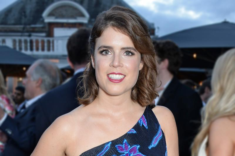 Princess Eugenie Wears Low Back Wedding Dress To Show Off Scar