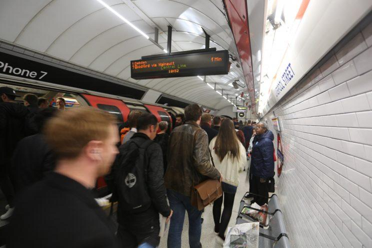 London commuters know all about the high cost of getting to and from work (Waring Abbott/Getty Images)