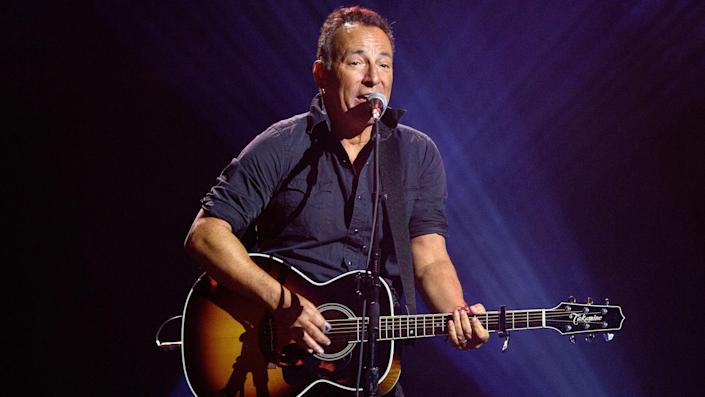 <ul> <li><strong>Net worth:</strong> $500 million</li> </ul> <p>Bruce Springsteen -- aka The Boss -- has released 19 studio albums and has sold more than 120 million albums globally. He has 20 Grammys, four American Music Awards, two Golden Globes and an Academy Award. He was inducted into the Rock and Roll Hall of Fame in 1999. Springsteen is still churning out new tunes, but he's also been reissuing some of his best material on vinyl.</p> <p><small>Image Credits: Tim Rooke/REX</small></p>