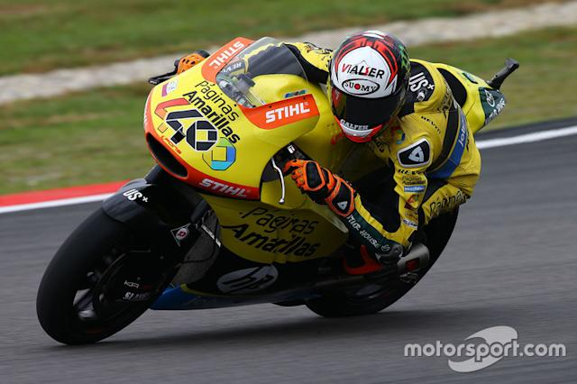 """#40 Alex Rins (Moto2) - 2016 <span class=""""copyright"""">Gold and Goose / Motorsport Images</span>"""