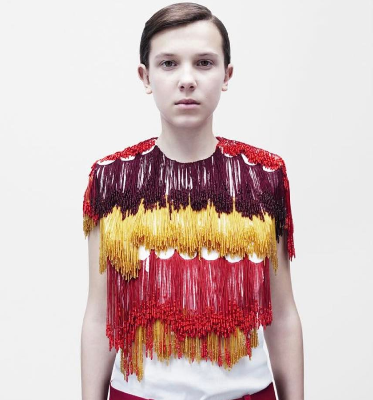 Millie Bobby Brown Tapped As Model For Calvin Kleins New Line