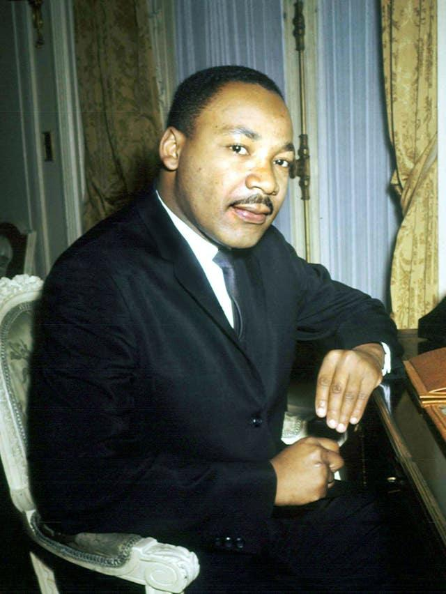 The Black Power documentary features archive of Martin Luther King