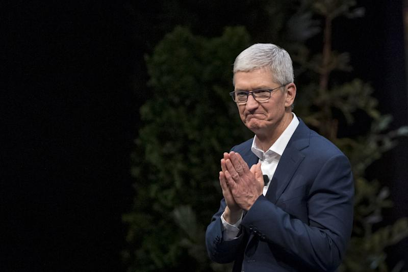 Tim Cook Hits Billionaire Status With Apple Nearing $2 Trillion