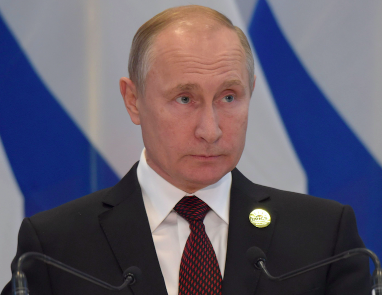 <em>Russia has criticised the new sanctions as 'draconian' (Rex)</em>