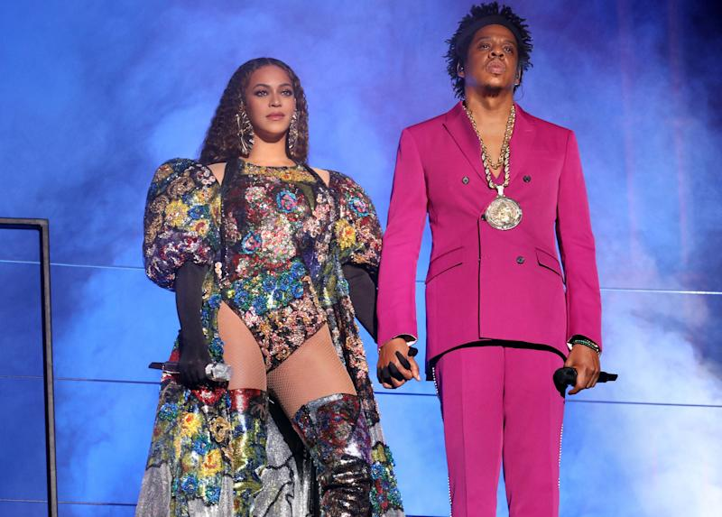 Beyoncé and Jay-Z Just Made a Powerful Statement About Meghan Markle
