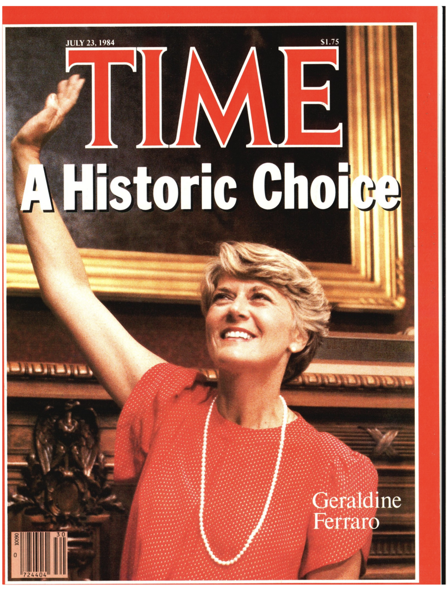 "The cover of TIME Magazine the week of July 23, 1984<span class=""copyright"">TIME Magazine</span>"