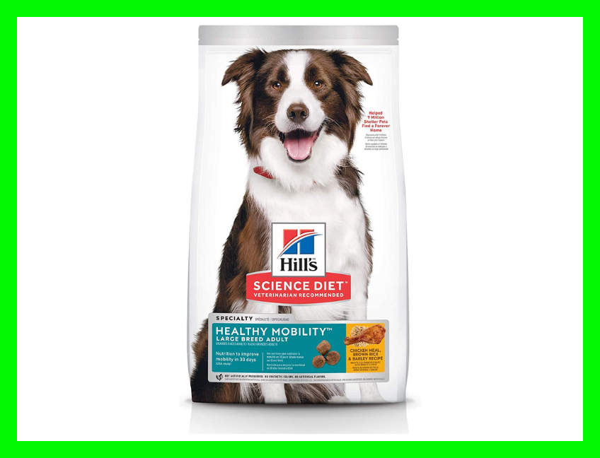 Is it good for your doggie? C'mon...it's got