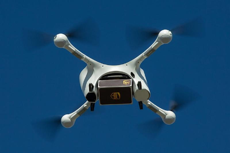 CVS, UPS Team Up for Rx Drone Deliveries