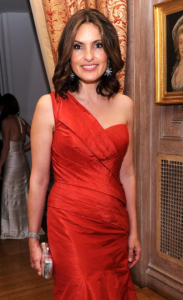 "January 23: Mariska Hargitay turns 47 Dimitrios Kambouris/<a href=""http://www.wireimage.com"" target=""new"">WireImage.com</a> - May 1, 2010"