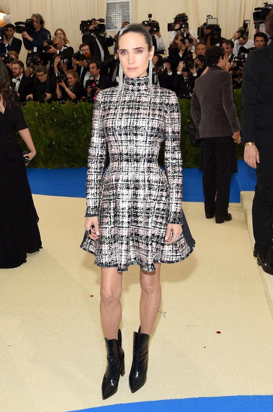 """<h1 class=""""title"""">Jennifer Connelly in Louis Vuitton</h1><cite class=""""credit"""">Photo: Getty Images</cite>"""