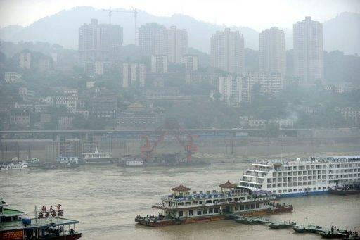 Growing urban population strains Chinese cities