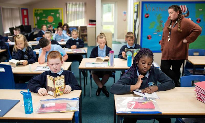 Rise in pupils in England being home-schooled due to Covid fears, says Ofsted chief