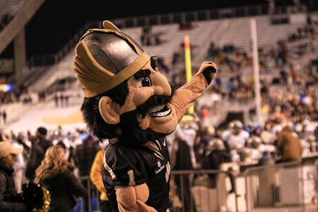 Idaho is dropping down to college football's FCS level in 2018. (Getty Images)