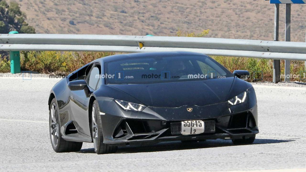 Could there be a Huracán Evo Performante in the near future?