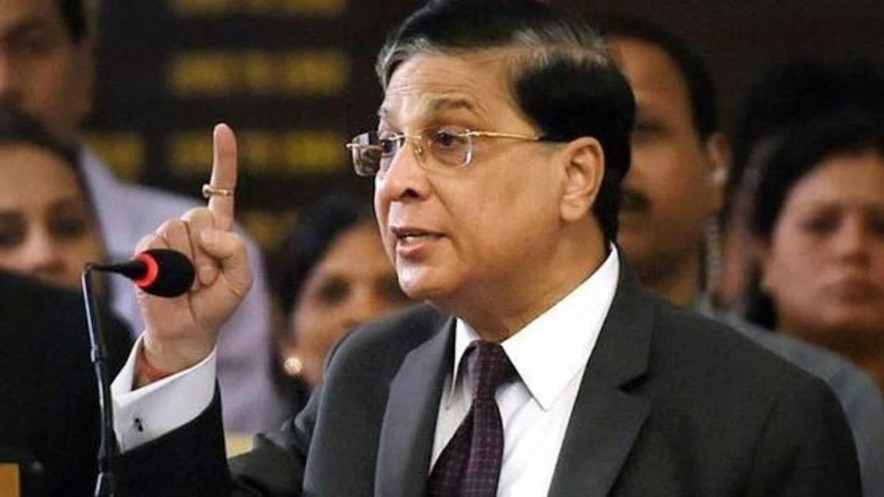 <p>From being at the epicenter of an unprecedent rebellion of Supreme Court judges to delivering landmark verdicts on Triple Talaq and Article 377, the former Chief Justice of India was perpetually in the limelight. </p>
