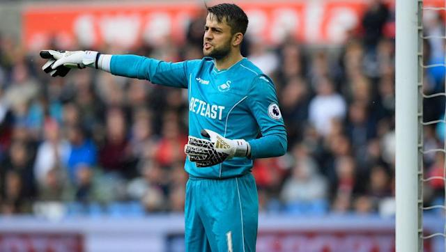 <p><strong>Number of saves this season: 81</strong></p> <br><p>It's been a difficult season in South Wales, with Swansea City, now onto their third manager, involved in a relegation battle pretty much from the start of the season. </p> <br><p>Despite the changing personnel, one constant has been the form of Polish stopper Lukasz Fabianski, whose heroics in the net has, at times, kept the Swans alive. </p>