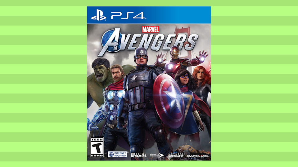 Marvel's Avengers: the video game. Because, really, how many more times are you going to watch Black Widow? (Photo: Walmart)