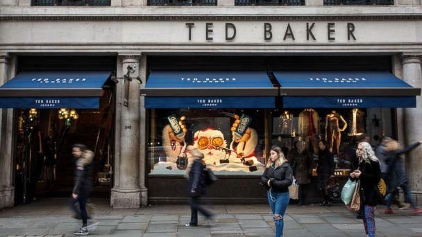PHOTO: A branch of Ted Baker stands on Regent Street, Dec. 6, 2018, in London. (Jack Taylor/Getty Images)