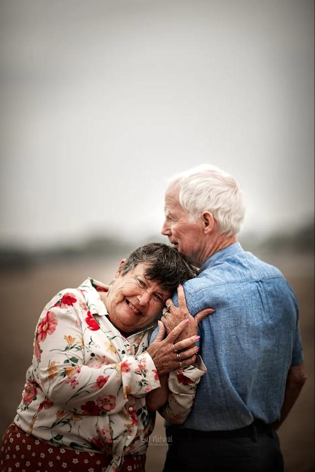 These Elderly Couples Posing For Engagement-Style Photo Shoots Will Bring You SO MUCH Joy
