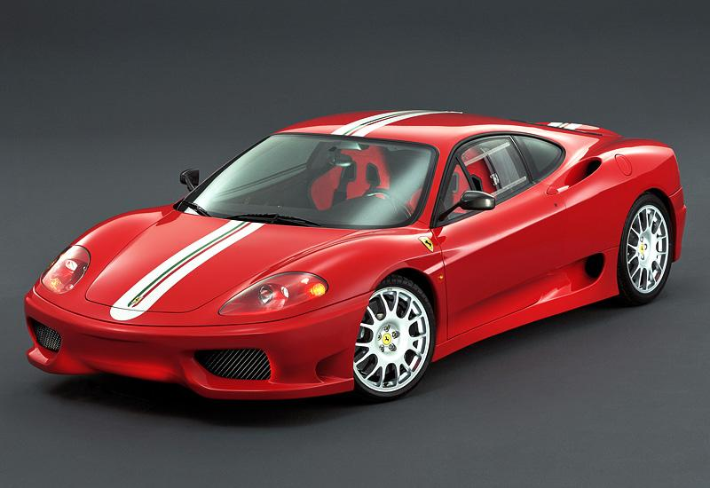 Over the years Ferrari relied on Pininfarina for much of its designs, including the Ferrari F40, Ferrari 360 Modena (picutred here), Ferrari F430, and the Ferrari 458 Italia.